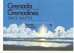 GRENADA-GRENADINES   H/B 59  MNH  ** - Ruimtevaart