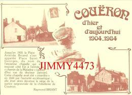 CPM - COUËRON 44 Loire Atl. - EXPOSITION D'HIER ET D'AUJOURD'HUI Février 1984 - Tirage Limité à 2000 Ex. - Bourses & Salons De Collections