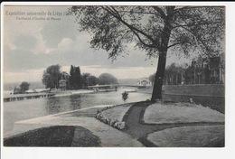 Eposition Universelle De Liege 1905 - Confliuent D'Ourthe Et Meuse - Lüttich