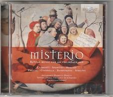 Cd  MISTERIO  Ritual Music For An Uncertain Age   Etat: TTB Port 110 GR - Classique