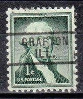 USA Precancel Vorausentwertung Preo, Locals Illinois, Grafton 729 - Vereinigte Staaten