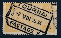 """TR 166 - """"TOURNAI - FACTAGE 5"""" - (ref. LVS-26.859) - Railway"""