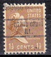 USA Precancel Vorausentwertung Preo, Locals Illinois, Grand Chain 734 - Vereinigte Staaten