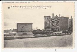 Zeebrugge - Memorial Commemoratif De L'attaque De Zeebrugge - Zeebrugge