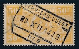 "TR 166 - ""VERVIERS-OUEST Nr 9"" - (ref. LVS-26.863) - Railway"