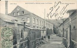 *MONTFORT SUR RISLE. LA FILATURE - France