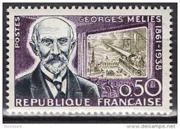 FRANCE 1961 -  Y.T. N° 1284  - NEUF** - Francia