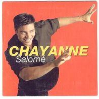 CHAYANNE Salomé   °°°°°  2 TITRES  CD SINGLE   COLLECTION - Musique & Instruments