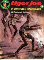 Tiger Joe 3 - Het Mysterie Van De Luipaard-mannen (1ste Druk) 1990 - Livres, BD, Revues