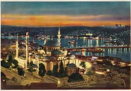 Istanbul - Mosque Suleymaniye - Turchia