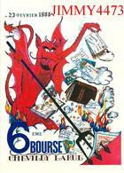 CPM - CHEVILLY LARUE 94 Val De Marne - 6è BOURSE CARTOPHILE Février 1986 - Dessin De Jacques GANDOIS - Bourses & Salons De Collections