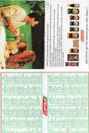 """Calendrier 1996 - Produits """"Leroux""""  (112720) - Petit Format : 1991-00"""