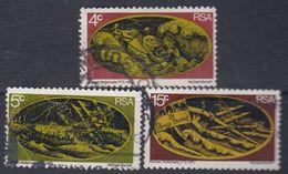 Afrique Du Sud N° 344 / 46 O  Bicentenaire Du Sauvetage Par Wolraad Woltemade : Les 3 Valeurs Oblitérées Sinon TB - Afrique Du Sud (1961-...)