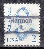 USA Precancel Vorausentwertung Preo, Locals Illinois, Harmon 842 - Vereinigte Staaten