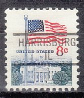 USA Precancel Vorausentwertung Preo, Locals Illinois, Harrisburg 841 - Vereinigte Staaten