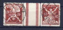 CZECHOSLOVAKIA  1920,  USED - Czechoslovakia