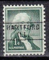 USA Precancel Vorausentwertung Preo, Locals Illinois, Hartford 745 - Vereinigte Staaten