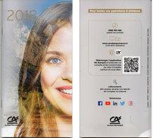 Calendrier Agenda 2018 Du Crédit Agricole Alpes Provence (112724) - Calendriers