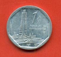 Cuba 2005. Intur. 1 Centavo. Aluminium. - Cuba