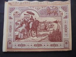ETHIOPIE - CDF DE FER ETHIOPIENS - ACTION DE 500 FRS - PARIS 1899 - TRES BELLE ILLUSTRATION - Shareholdings