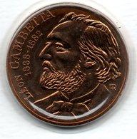 Gambetta  -- 10 Francs 1982       -  état  FDC  Scellée - France