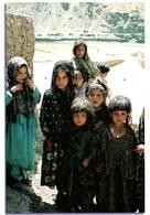 CPM -  LA VALLEE Du PENSHIR - 2001 - Photo Nicole Kill-Nielsen - Afghanistan
