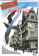 CPM - NANTES 44 Loire Atlantique - 1er SALON DE LA CARTE POSTALE MODERNE  Oct. 1986 - Design J.Michel CRESTO - Bourses & Salons De Collections