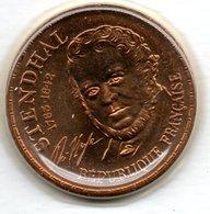 Stendhal  -- 10 Francs 1983       -  état  FDC  Scellée - Francia