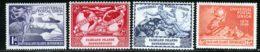 Falkland 1949 Yvert 46 / 49 * TB Charniere(s) Dependances - Falkland