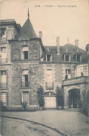 VICHY - N° 3578 - PAVILLON SEVIGNE (AVEC CACHET HOPITAL TEMPORAIRE N°53 VICHY) - Vichy