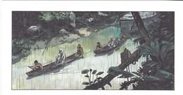 Ex Libris MARCHAL Bertrand Pour Amazonia Dargaud 2019 (Léo Rodolphe...) - Illustrateurs M - O