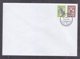 Belarus 1998 4th Definitive Issue FDC - Bielorussia