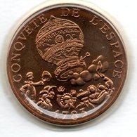 Conquête De L Espace  -- 10 Francs 1983   Tr A    -  état  FDC  -  Scellée - Francia