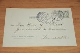 98-   BRIEFKAART UIT ZALTBOMMEL - 1910 - Andere