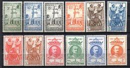 Col 13 /    Cote Des Somalis N° Entre 149 Et 165  X MH & XX MNH  Cote : 14,90 € - Côte Française Des Somalis (1894-1967)