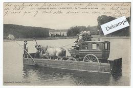 Environs Du Pouldu - SAINT-MAURICE (29) - La Traversée De La Laïta  -  (Diligence) - France