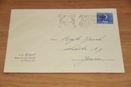93-   BEDRIJFSKAART, C.V. LINCO - UTRECHT - 1955 - Kaarten