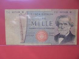 ITALIE 1000 LIRE 1969-81 CIRCULER - [ 2] 1946-… : Républic