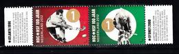Nederland 2012 Nvph Nr  2951 + 2952, Mi Nr  2994 + 2995, Hockey, Fietsen, Bike, 100 Jaar NOC - Nuevos