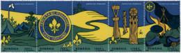 Ref. 6495 * NEW *  - ROMANIA . 1997. SCOUTING. ESCULTISMO - Nuevos