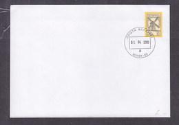 Belarus 2000 4th Definitive Issue FDC - Bielorussia