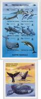 2002 - TRISTAN DA CUNHA - Yv.  Nr. 714/719 + BF 41 - (UP131.19) - Tristan Da Cunha