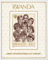 Ref. 56621 * NEW *  - RWANDA . 1979. INTERNATIONAL YEAR OF THE CHILD. A�O INTERNACIONAL DEL NI�O - Rwanda