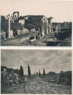 V.793.  OSTIA - Lotto Di 8 Cartoline F.to Piccolo - Roma