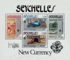 Ref. 33691 * NEW *  - SEYCHELLES . 1980. LONDON 80. INTERNATIONAL PHILATELIC EXHIBITION. LONDON 80. EXPOSICION FILATELIC - Seychelles (1976-...)