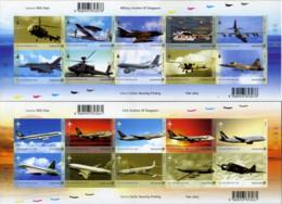 Ref. 367336 * NEW *  - SINGAPORE . 2003. MILITARY AIRFORCE. AVIACION MILITAR - Singapur (1959-...)