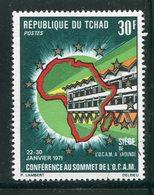 TCHAD- Y&T N°233- Oblitéré - Tchad (1960-...)
