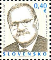 Ref. 245489 * NEW *  - SLOVAKIA . 2010. PRESIDENTE DE LA REPUBLICA - Eslovaquia