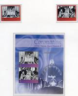 2003 - TRISTAN DA CUNHA - Yv.  Nr. 736/737 + BF 44 - (UP131.20) - Tristan Da Cunha