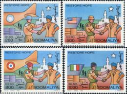 Ref. 370168 * NEW *  - SOMALIA . 1993. PEACE. PAZ - Somalia (1960-...)